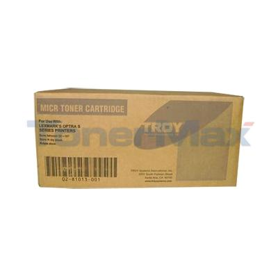 TROY LEXMARK OPTRA S MICR TONER CART